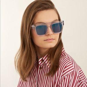 Stella McCartney Flat Top Sunglasses
